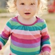 Toddler girl - Stock Photo