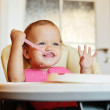 Too funny meal — Stock Photo #24121025