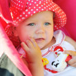 In stroller — Stock Photo #24498609