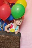 Bebek partisi — Stok fotoğraf