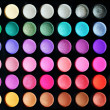 Eyeshadow set - Stock Photo