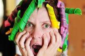 絶望的な主婦 — ストック写真