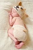 Tak słodko noworodka — Zdjęcie stockowe