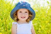 Happy toddler — Stock Photo