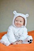 сute baby boy — Stock Photo