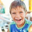 Laughing boy — Stock Photo #31410279