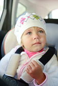 сrying toddler girl — Stock Photo