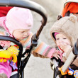 Stroller friends — Stock Photo #32720351