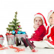 Awaiting for Christmas — Stock Photo
