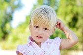 Niño dulce — Foto de Stock