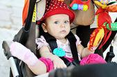 Çok şirin bebek — Stok fotoğraf