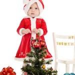 Little Santa — Stock Photo #35684827