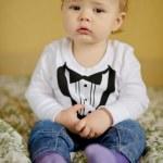 Cute baby boy — Stock Photo #39011065