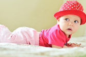 Cute baby — Stock Photo