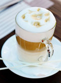 Cafe latte   — Stock Photo