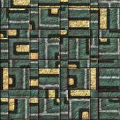 Ornate seamless texture — Stock Photo