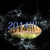 Parabéns para o ano novo — Foto Stock