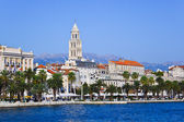 Diocletian palace in Split, Croatia — 图库照片