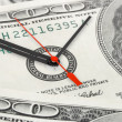 Time is money — Stock Photo #13155456