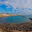 Beach Las Americas in Tenerife island - Canary — Stock Photo #13266370