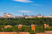 View to Madrid Spain — Stock Photo