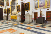 Musée à la cathédrale de tolède en espagne — Photo