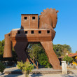 Royalty-Free Stock Photo: Trojan Horse - Troy Turkey