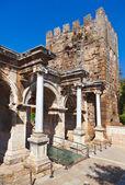 Old town Kaleici in Antalya Turkey — Stock Photo