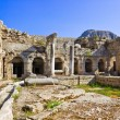 Постер, плакат: Ruins in Corinth Greece