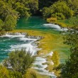 Waterfall KRKA in Croatia — Stock Photo #13752671