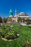 Mevlana Museum and Mausoleum at Konya Turkey — Stock Photo
