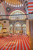 Suleymaniye Mosque in Istanbul Turkey — Stock Photo