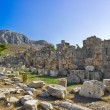 Stock Photo: Ruins in Corinth, Greece