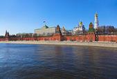 Kremlin in Moscow (Russia) — Stock fotografie