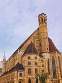Church of the Minorites - Wien Austria — Stock Photo
