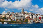 Istanbul Turkey view — Stock Photo