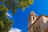 Palácio de Alhambra, em granada-Espanha — Fotografia Stock
