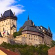 Stock Photo: Castle Karlstejn in Czech Republic