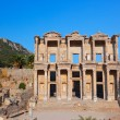Ancient Celsius Library in Ephesus Turkey — ストック写真