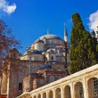 Fatih mosque in Istanbul Turkey — Stock Photo #15756509