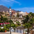 Beach Las Americas in Tenerife island - Canary — Stock Photo