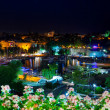 Old town Kaleici in Antalya, Turkey at night — Stock Photo