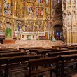 Interior of Cathedral in Toledo Spain — Stock Photo #19603587