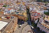 Sevilla Spain — Stock Photo