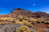 Volcano Teide in Tenerife island - Canary — Stock Photo