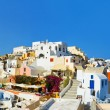Santorini view (Oia), Greece — Stock Photo #20413185