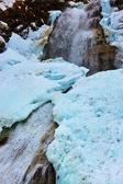 Waterfall Krimml - Tirol Austria — Stock Photo