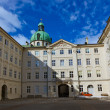 Royal palace in Innsbruck Austria — Stock Photo #21326403