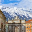 Triumph Arch - Innsbruck Austria — Stock Photo #21326409