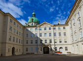 Royal palace in Innsbruck Austria — Stock Photo